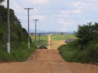 ブラジルの道